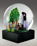 Georges Seurat Jatte Snow Globe By CoolSnowGlobes