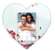 Heart Photo Snow Globe