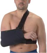 Bilt-Rite Mastex Health Arm Sling with Immobilising Strap, Navy Blue, X-Large