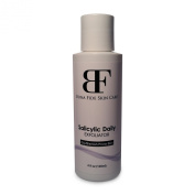 Salicylic Acid Daily Exfoliator 2% Clear Your Skin with Easy Safe and Effective Exfoliation Treatment for Acne Blemishes and Oily Skin pH 3 Pure Salicylic Acid 120ml
