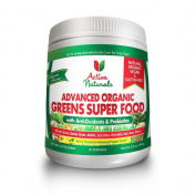 Activa Naturals Greens Super Food Supplement, Berry, 240 Gramme