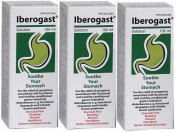 Iberogast LARGE SIZE (100ml) THREE BOTTLES- for Dyspepsia, Bloating, Stomache Pain and Heartburn Brand