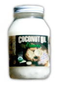 Organic Coconut Oil Centrifuged Natur-Pur Extra Virgin * USDA Certified Organic and Cold Processed Under 78* (Lauric Acid 60+%) BPA FREE Glass Jars 470ml & 950ml * Natur-Pur Organic Raw Coconut Oil is 100% Guaranteed* Kosher Approved* Orders Over $24.8 ..