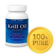 Viva Labs Krill Oil (Formerly Everest Nutrition)