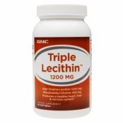 GNC Triple Lecithin 1200mg, Softgels, 90 ea