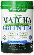 Green Foods Matcha Green Tea, 330ml