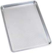 Sil-Eco E-95126-P Perforated Baking Pan, Half Sheet Size, 33cm x 46cm