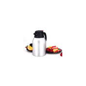 Focus Foodservice KPW9101 Stainless Steel Vacuum Insulated Carafe with Trigger, 2l