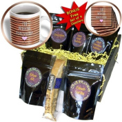 cgb_154436_1 InspirationzStore Occasions - 7th Wedding Anniversary gift - Copper celebrating 7 years together - seventh anniversaries seven - Coffee Gift Baskets - Coffee Gift Basket