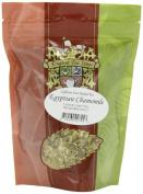English Tea Store Loose Leaf, Egyptian Camomile Caffeine Free Herbal Tea Pouches, 60ml