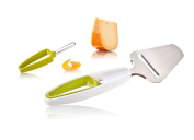 Cheese Slicer + Rind Peeler