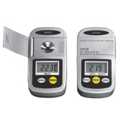 Pocket Digital Refractometer - 0-65% Brix | Sper Scientific