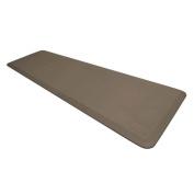NewLife by GelPro Bio-Foam Comfort Floor Mat, 50cm by 180cm , Stone