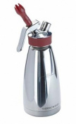 iSi Thermo Whip Plus, 1-Pint, Polished Stainless Steel, Cream Whipper