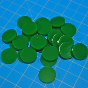 Game Tokens: Green