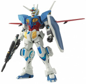 """Bandai Hobby HG #01 Gundam G-Self with Atmospheric Pack """"Reconguista in G"""" Action Figure"""