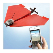PowerUp 3.0 Smartphone App-Controlled Paper Aeroplane