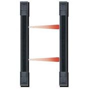 SECO-LARM E-9611-2B25 ENFORCER Curtain IR Motion Sensor, 2 Beams - Black