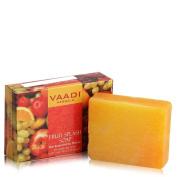 Vaadi Herbals Fruit Splash Soap Mix Fruit 6x75g
