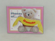 "PHOTOS OF DANIELLE - BABY PHOTO ALBUM 60cm X 10cm X6"" PHOTOS"
