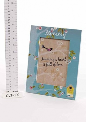 'Mummy' Wooden Picture Frame with