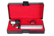 Dermatoscope SET in Leather Casing-Diagnostic Instrument