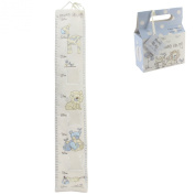 "Tracey Russell Fabric Height Chart ""Precious Little Boy"""