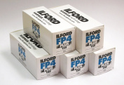 Ilford FP4 Plus 120 Pack of 5