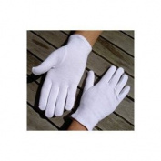 Universal Soft-Hand Cotton Gloves, Pack of 5 Pairs, Small