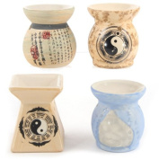 Ceramic Chinese Oil Burner