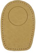 Heel Spur Cushion Pads - Leather