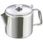 Sunnex Half litre Stainless Steel Teapot 1.0 ltr 950ml Dishwasher Safe