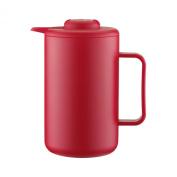 Bodum Plastic Bistro Thermo Jug, Red