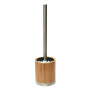 Axentia Bonja Bathroom Range 282334 Toilet Brush Bamboo