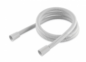 Hi Flow 1.25m HAL PVC Shower Hose - White
