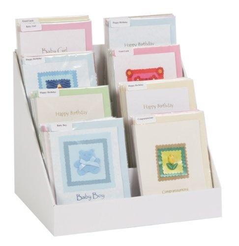 40cm Cardboard Greeting Card Display Stand By JR Distribution Mesmerizing Greeting Card Display Stands Australia