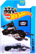 Hot Wheels 2014 HW City BATMAN THE BAT-POD 64/250