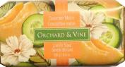 Orchard & Vine Cucumber Melon Luxury Soap - 260ml bar