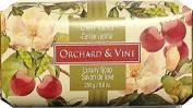 Orchard & Vine Cherry Vanilla Luxury Soap - 260ml bar