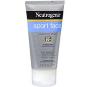 Neutrogena Sport Face Sunblock Lotion, 70ml