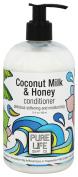Pure Life Soap Co. - Coconut Milk & Honey Conditioner - 440ml