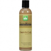 Taliah Waajid Black Earth Clean & Curly Shampoo-240ml by Ultra Standard Distributors [Beauty]
