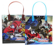 Small Assorted Transformers Animated Gift Bag Set
