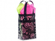 Lot of 10 New Paisley Gift Bag Wrapping Paper Wrap Bags 5-1/4x 3-0.6cm x 22cm