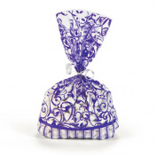Purple Swirl Favour Bags
