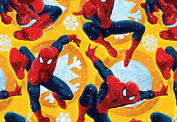 Spiderman Spider-Man Christmas Wrapping Paper Gift Wrap Roll - 3.7sqm - Officially Licenced - Brand New - W14-4105