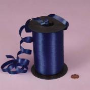 Ribbon - 1ea - 1cm X 250 Yds Navy Crimped Curling Ribbon