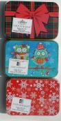 Christmas Gift Card Tins
