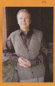 Knitting Pure & Simple Knitting Pattern 276 Basic Cardigan Vest for Men
