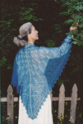 Fibre Trends The Peace Shawl Knitting Pattern S-2001
